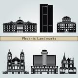 Phoenix landmarks and monuments
