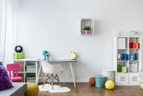 Colorful room for children - 114526426