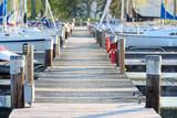 Marina on Lake Cayuga