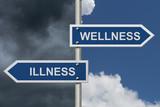 Being Well versus having an Illness