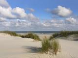 Strand und Düne der ostfriesischen Insel Juist