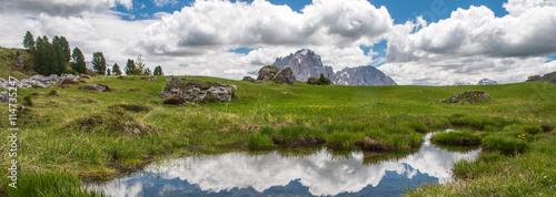 Gardena valley, Dolomites