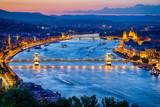 Fototapety View of Budapest City
