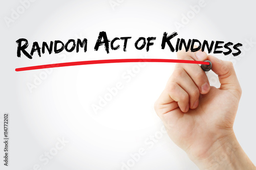 random act of kindness essays