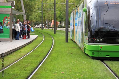 tranvía railes vitoria país vasco 1489-f16