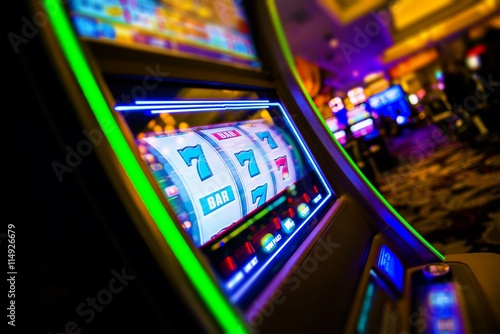 Poster Casino Slot Machines