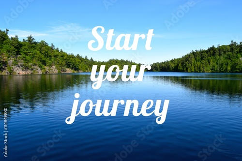 lifestyle concept - start your journey Photo by cleverstock