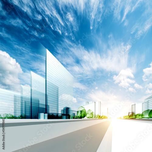 Modern city project - 114999845