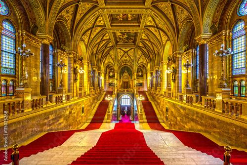 Papiers peints Budapest Budapest parliament, Hungary