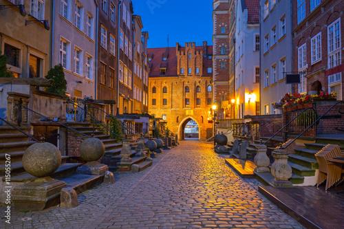 piekna-architektura-ulicy-mariackiej-st-mary