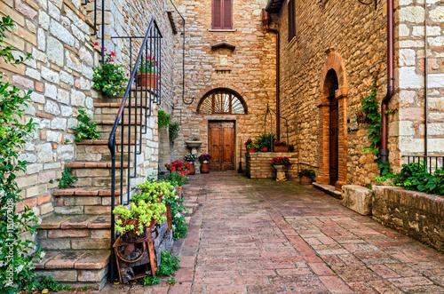 Fototapety, obrazy : Corciano (Umbria)