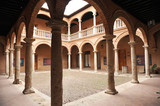Almagro, Fucares Palace, province of Ciudad Real, Spain