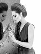 Beauty at the mirror of the soul - 115172067