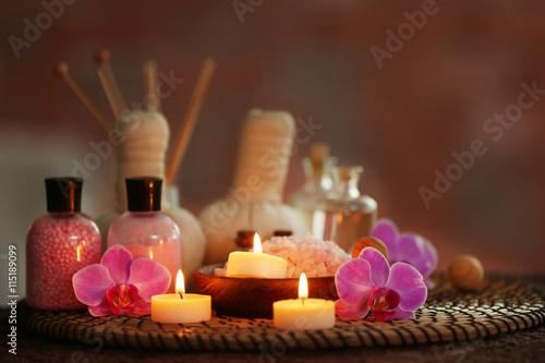 Beautiful spa composition, closeup © Africa Studio