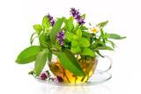 Frische Kräuter für Tee - 115200013