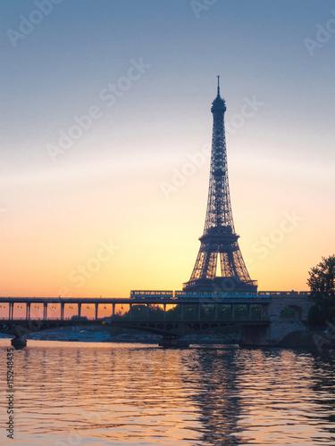Póster Eiffelturm