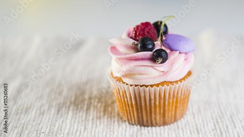 fototapeta na ścianę bakery products, cake