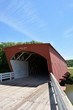 Hogback Covered Bridge in Madison County Iowa