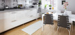 Kompakte Kücheneinrichtung (panoramisch)