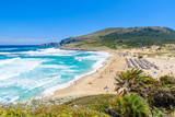 Fototapety Cala Mesquida - beautiful beach of island Mallorca, Spain