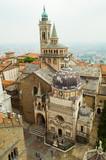Bergamo Alta Santa Maria Maggiore church