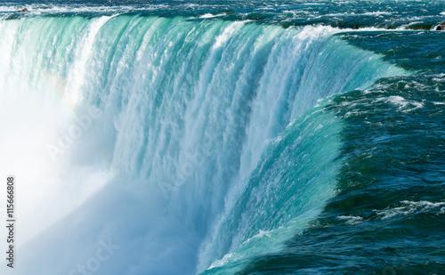 Obraz na Plexi Canadian Horseshoe Falls at Niagara