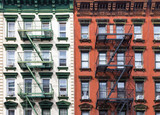 Buildings Near NYU in Manhattan, New York City - 115674224