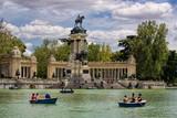 Madrid, Retiro-Park - 115679899