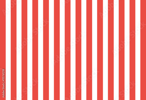 soft-color vintage pastel abstract background with colored vertical stripes (shades of red color), illustration, copy space - 115761218