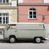 Volkswagen Bully Kastenwagen Transporter