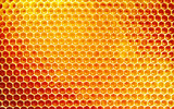 Fototapety Background texture and pattern of honeycomb