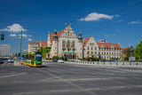 Poznan, Poland, University of Adam Mickiewicz, one of the oldest universities in Poland - 115829085