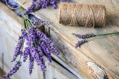 Zdjęcia na płótnie, fototapety, obrazy : Lavender flowers