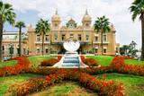 The grand casino in Monaco