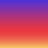 Colorful instagram inspired vector smooth gradient background. - 115995657