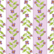 Seamless floral pattern background, flowers ornament wallpaper t