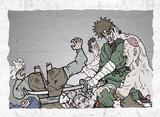 Zombie samurai attack