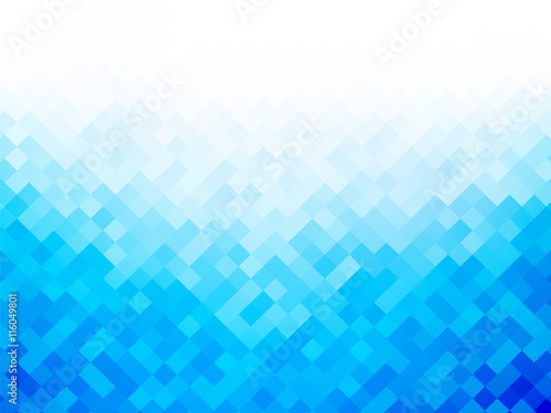 blue white abstract background - 116049801