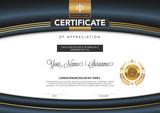 Certificate vector luxury template,Certificate,Certificate,Certi