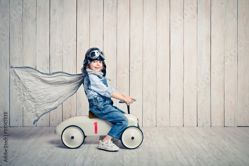 Playful boy - 116145838