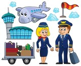 Aviation thematic set 1