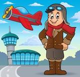Aviation theme image 3