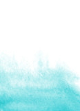 Light blue watercolor background - 116193213