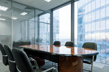 Modern meeting room in the office