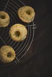 Parsley muffins