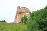 Руины православной церкви