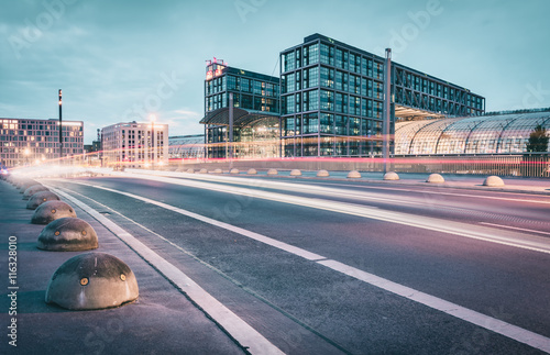Berlin Haupt-Bahnhof | Berlin, Germany