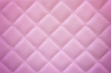 pink leather background © orijinal_x