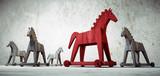 Trojanische Pferde