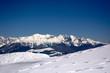 Il blu del cielo e la neve